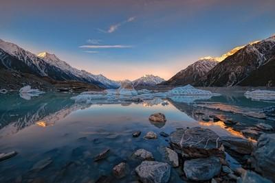 Lake Tasman