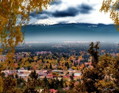Autumn in City Of Bend...