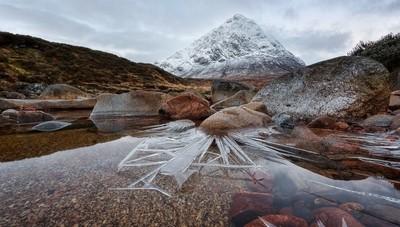Buachaille Ice Spikes