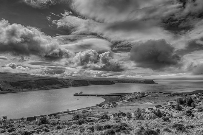 Taken with a Nikon D750 on the north east side of the Isle of Skye, Scotland