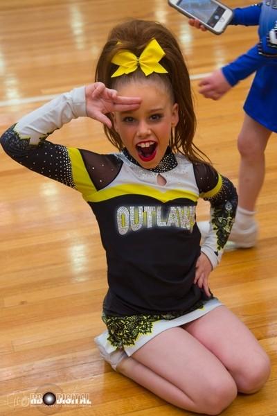 Mini Cheerleader