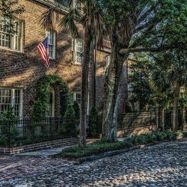 South Adgers Warf, Charleston