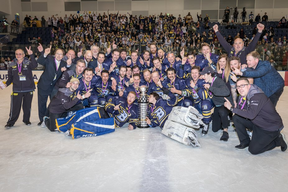 CBR Brave - 2018 AIHL Champions