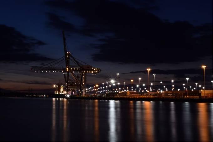 by Susiepyates - Bright City Lights Photo Contest