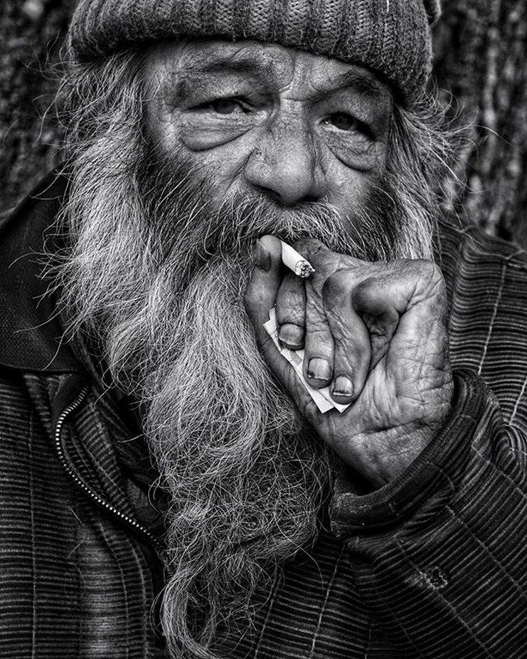 auf der Straße by wunderbilder - Beards and Mustaches Photo Contest