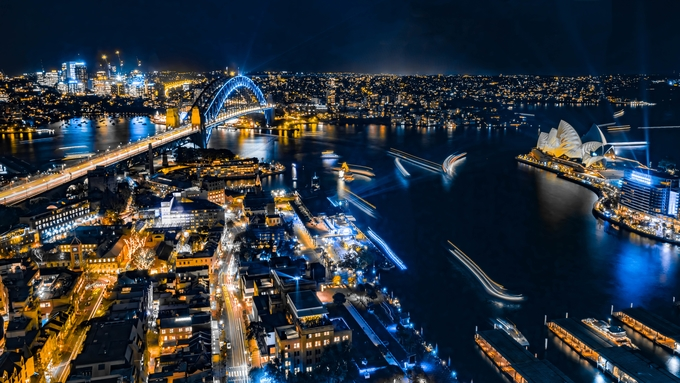 Lights by Edwin_Photography - Bright City Lights Photo Contest