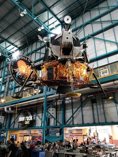 Lunar Landing Module, Kennedy Space Center