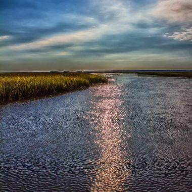 Salt Marsh Morning