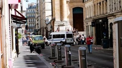 Paris, streets view