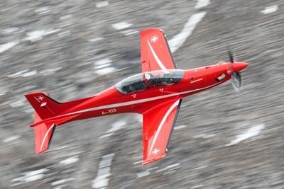 Swiss PC-21