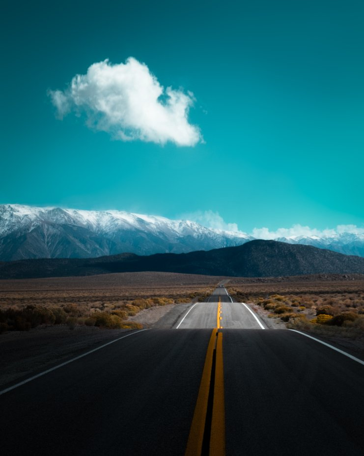 120 East by mikefennell - Straight Roads Photo Contest