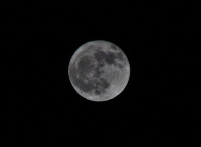 Full moon 10-24-2018