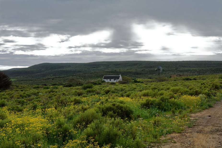 South Africa i blessed to have amazing isolated spaces