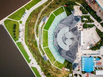 Milwaukee Drone Shots