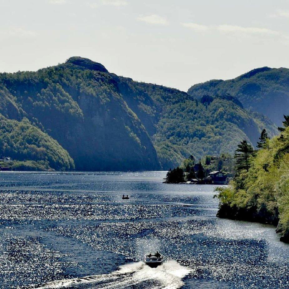 Norwegens Inseln zwischen den Fjorden und Schergen