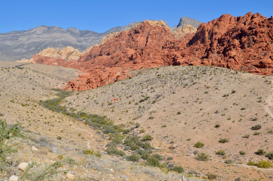 Red Rock Canyon - at its best!