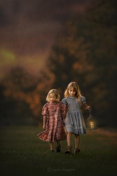 Anaïs et Camille