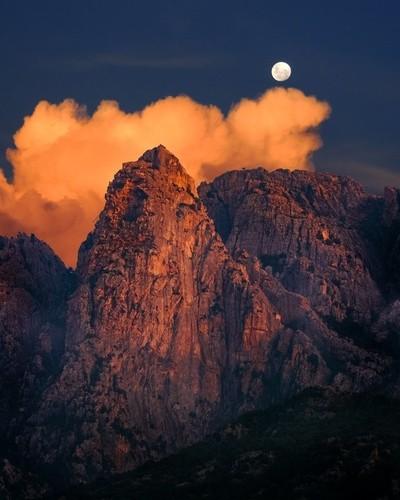 Last Light on Corse