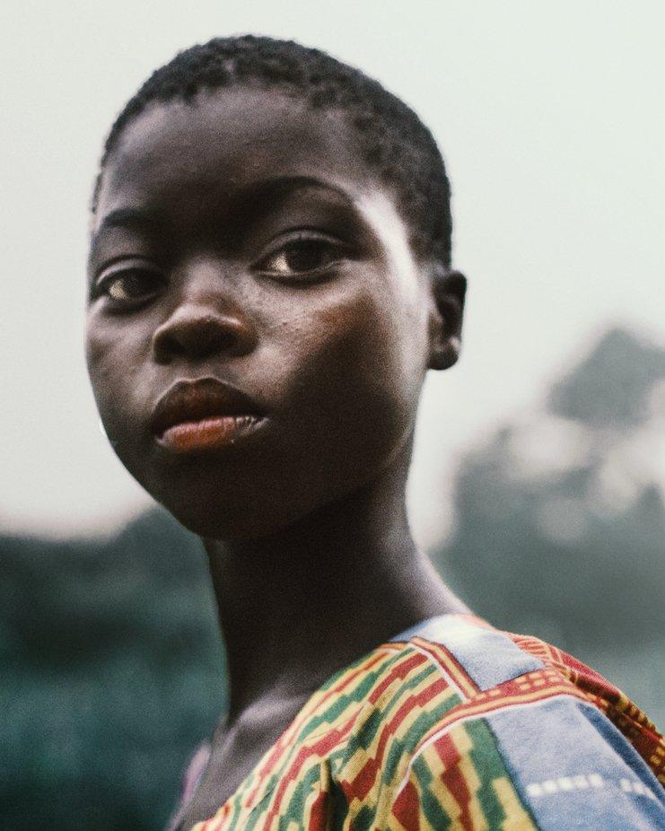 Tressa by LaGiraffa - My Amazing Portrait Photo Contest