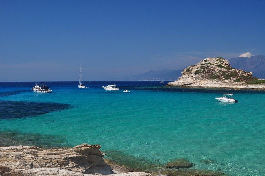 Corsican blue
