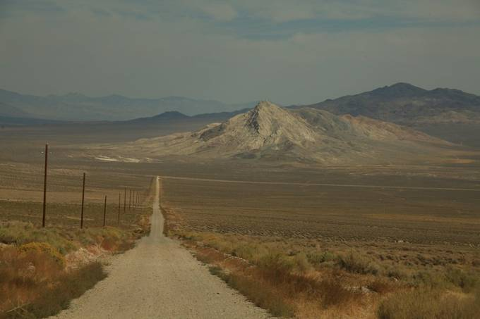 Tonopah NV by melonynames-steel - Straight Roads Photo Contest