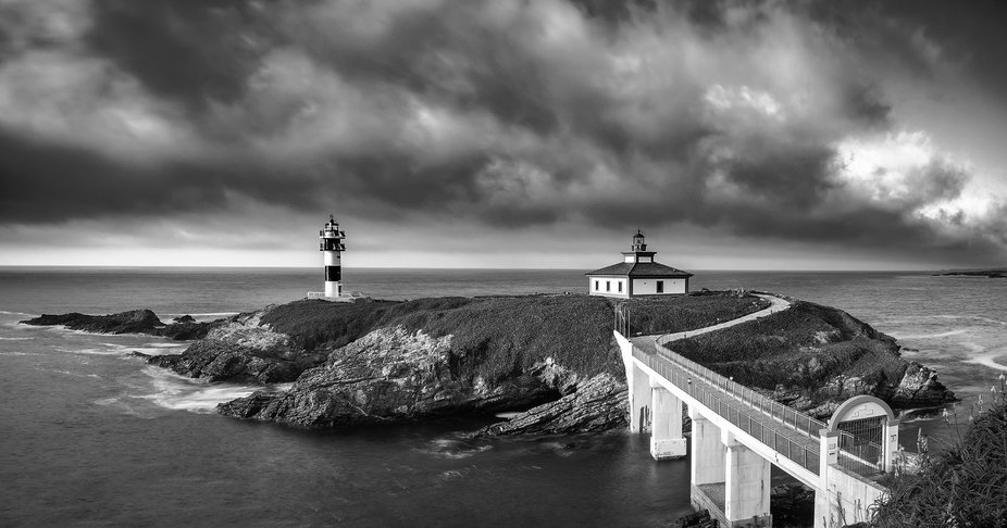 Lighthouse of Ribadeo