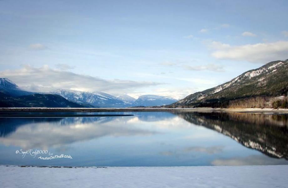 Atlin Lake, BC, Canada  * My Daughter's Photography