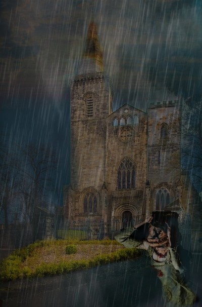 Dunfermline Abbey Ghoul
