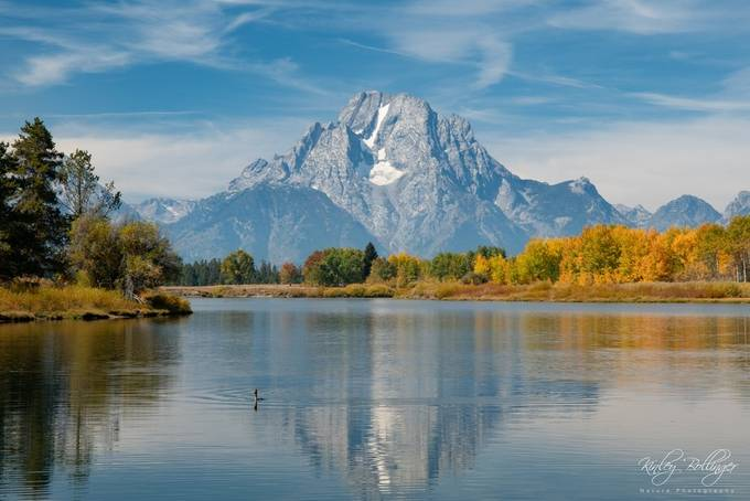 Oxbow Bend Refelctions