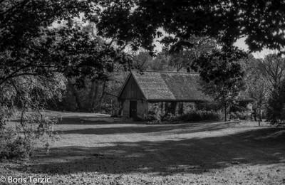 Todmorden Mills in Monochrome