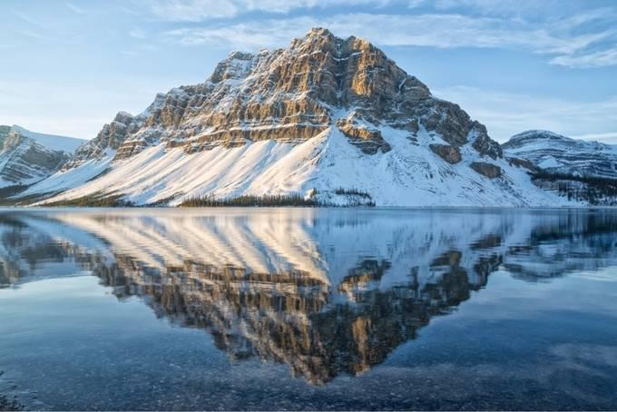 Bow Lake, Banff by denaandersonmusantry - Canada Photo Contest