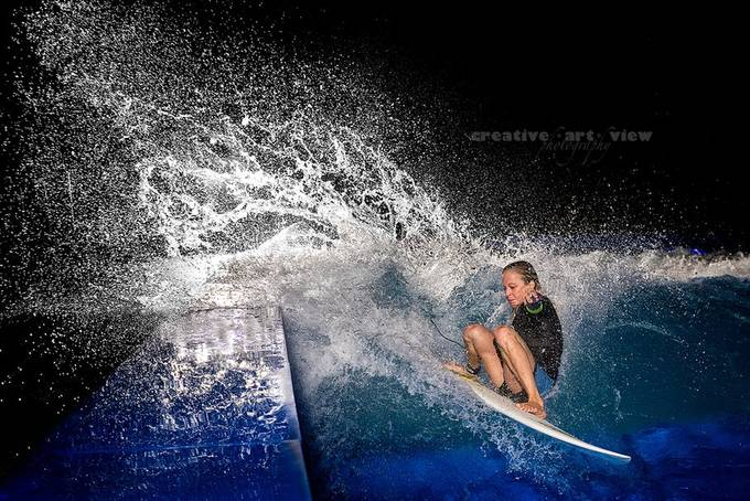 Splash  by CreativeArtView - Night Wonders Photo Contest