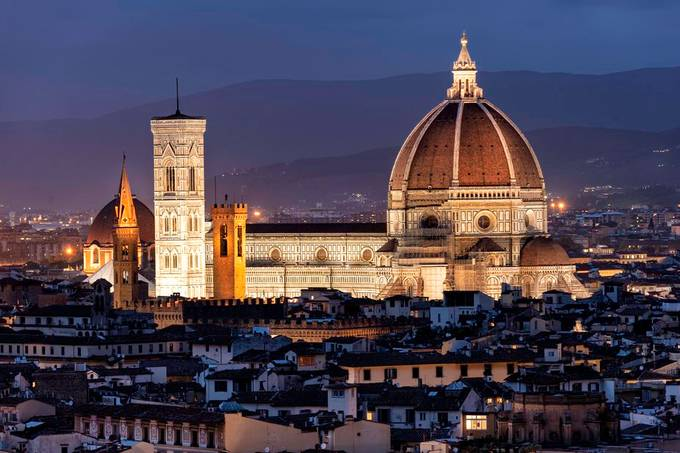 The Duomo, Florence by Stephen-Blake-Photography - City Sunsets Photo Contest
