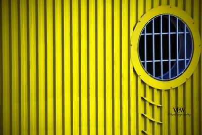 Yellow Porthole