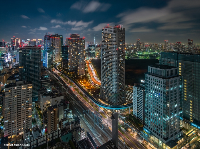 by crismagsino - Bright City Lights Photo Contest
