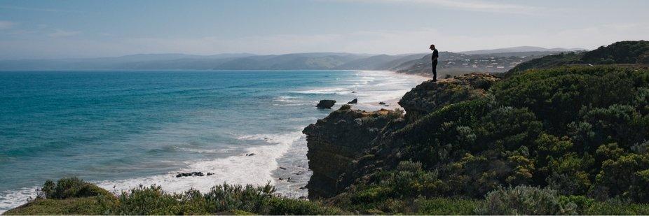The great ocean road,Australia