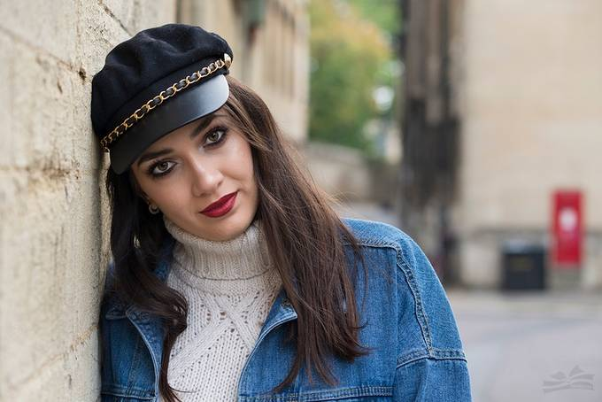 Taken in Oxford.  Model: Xenia