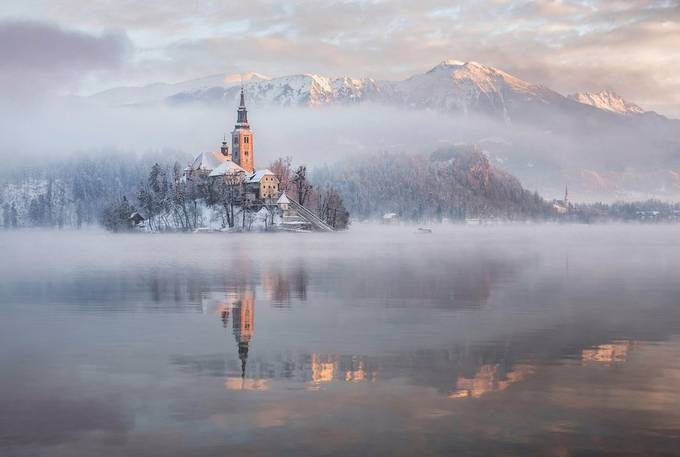 Lake Bled by alekrivec - This Is Europe Photo Contest