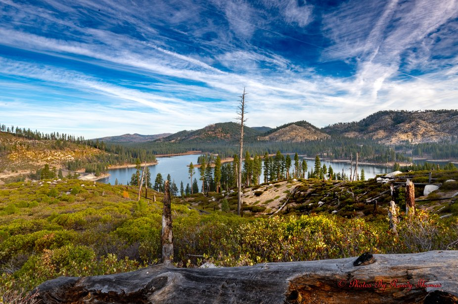 Antelope lake , northern California , this a interesting shot because it was very early morning a...
