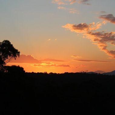Sunset @Mimosa