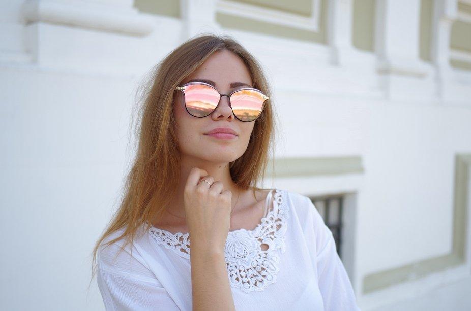 Fashion portrait photoshoot
