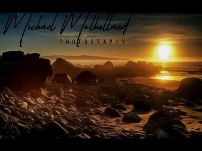 Peaceful Westcoast Sunset