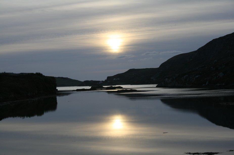Sunset at Mizen Head
