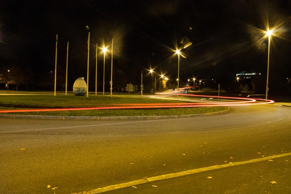 Light Trails :)