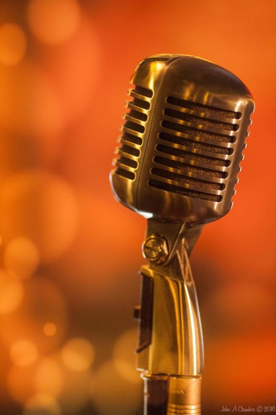 Step Up to the Mic
