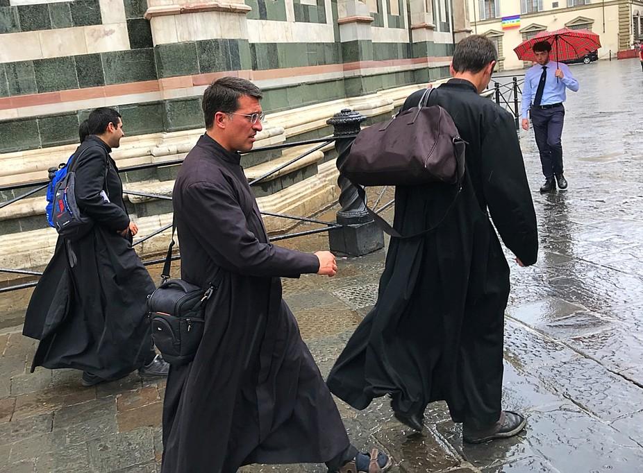 Reservoir 'priests ...