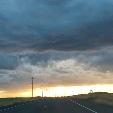 Driving home from Spokane, playing the tourist. I kept stopping to take pictures.