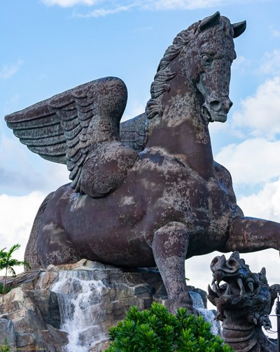 The Giant Pegasus
