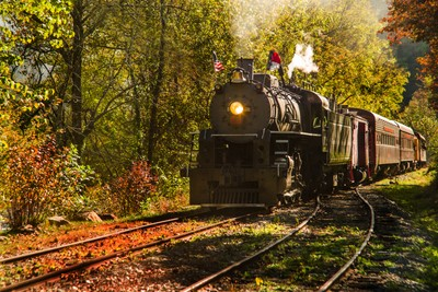 Bryson City and the Great Smoky Mountain Railroad