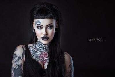 Inked Beauty #1